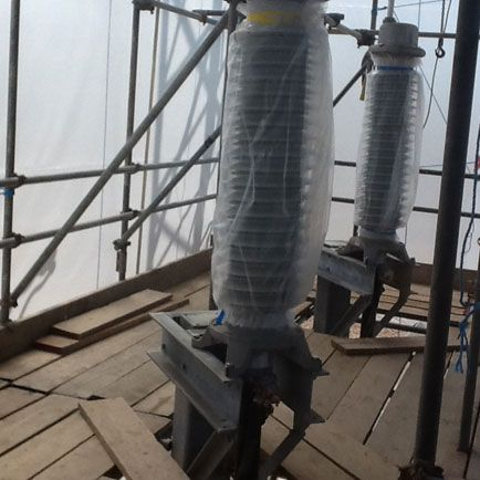 HV Cable Installation & Jointing example